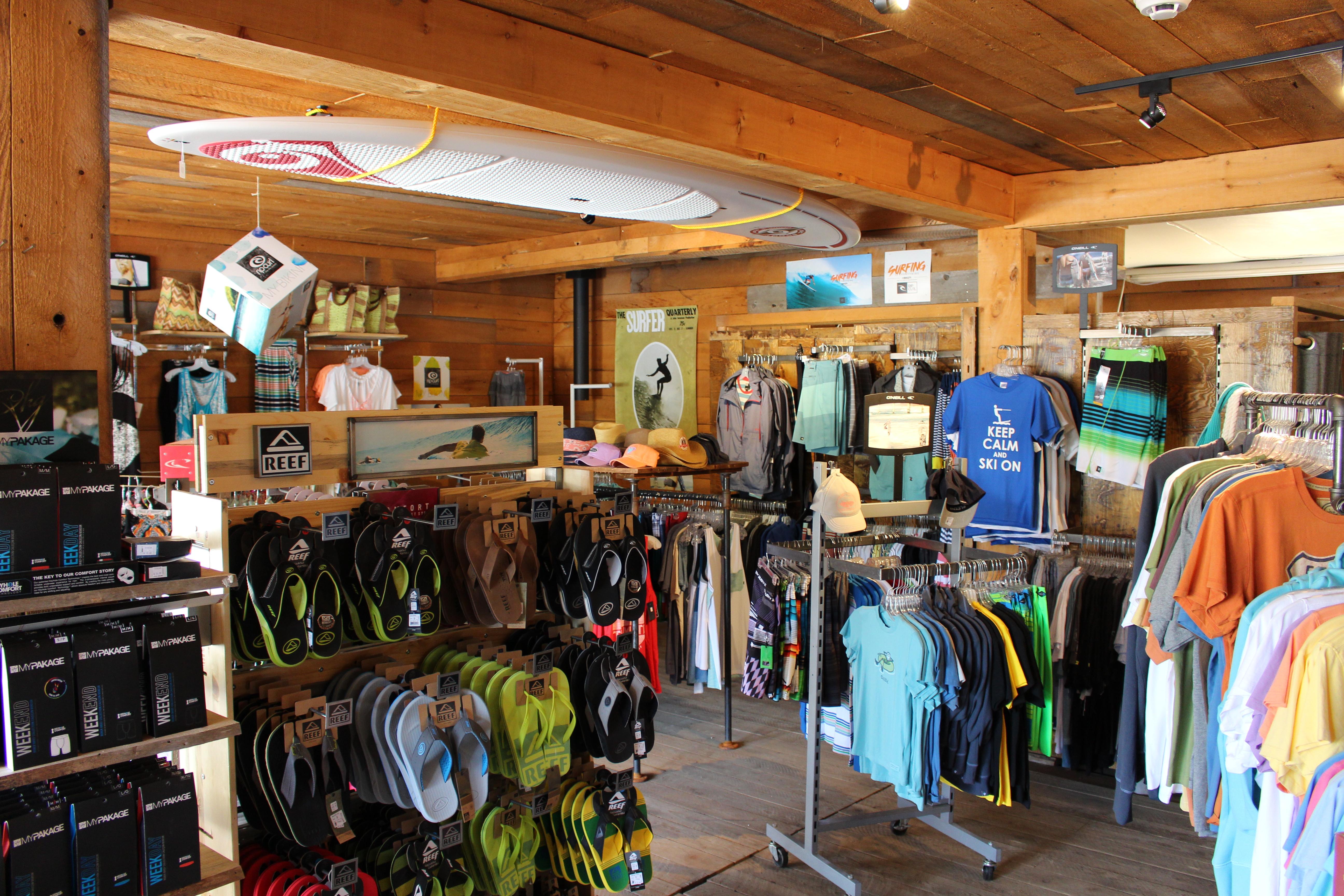 Summer Water Sports Surf Shop