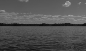 Muskoka Lake Background