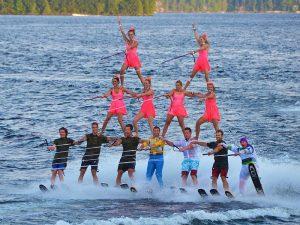Summer Water Sports Ski Shows Muskoka