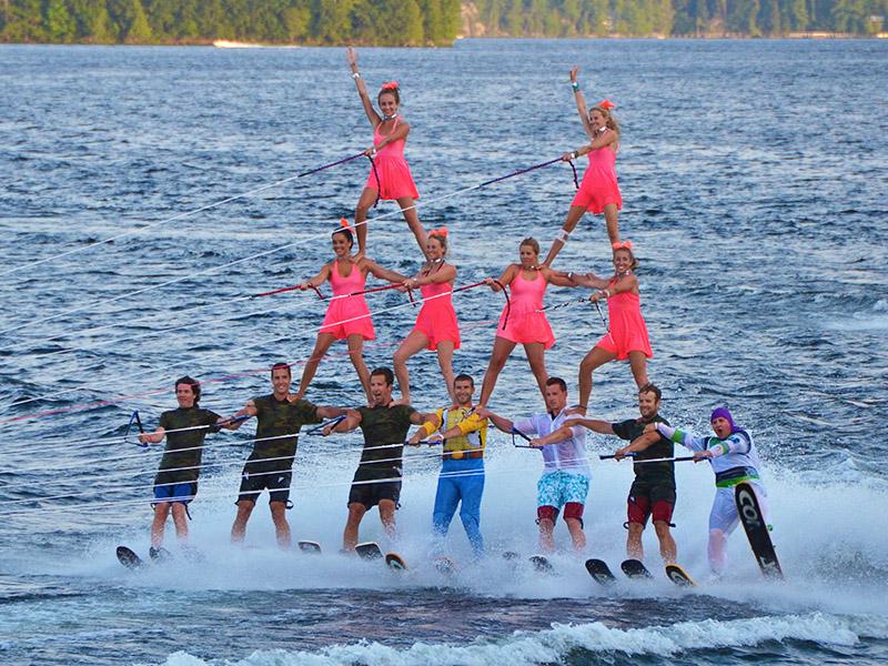 Summer Water Sports Ski Show