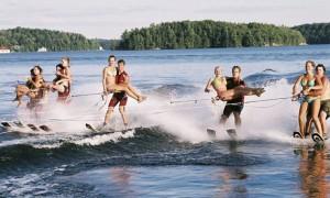 Ski Show - Clevelands House @ Clevelands House Resort | Ontario | Canada