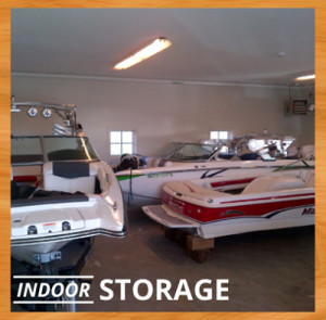 Summer Water Sports Indoor Boat Storage