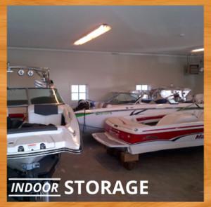 Summer Water Sports Indoor Boat Storage