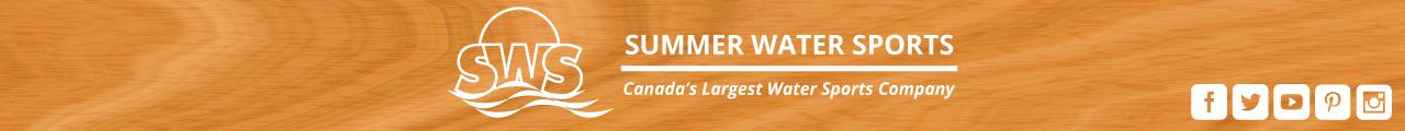 Summer Water Sports banner