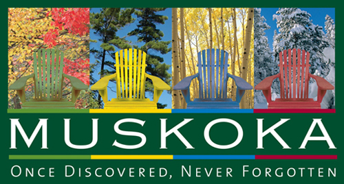 Muskoka Tourism Banner