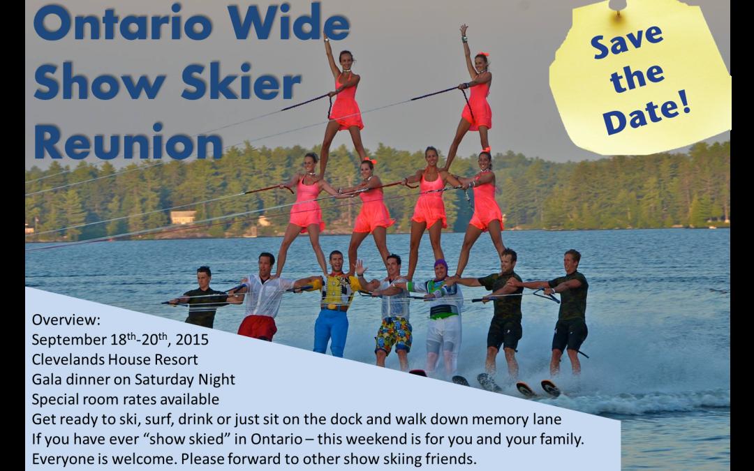 Show Skier Reunion