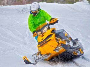 Snowmobile Rentals in Muskoka