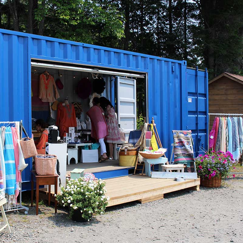 Summer Water Sports Pop Up Shops
