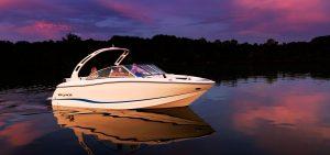 Bryant Boats at Summer Water Sports