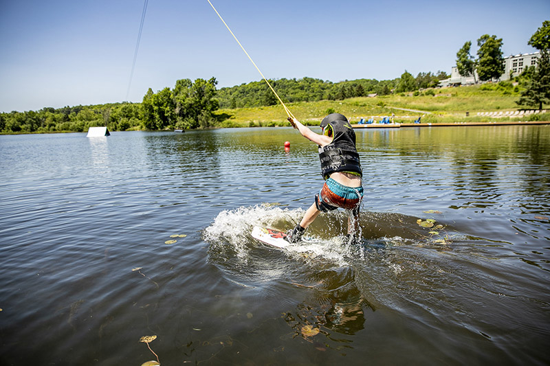 Summer Water Sports Cable Park